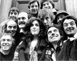 Monty Python group photo