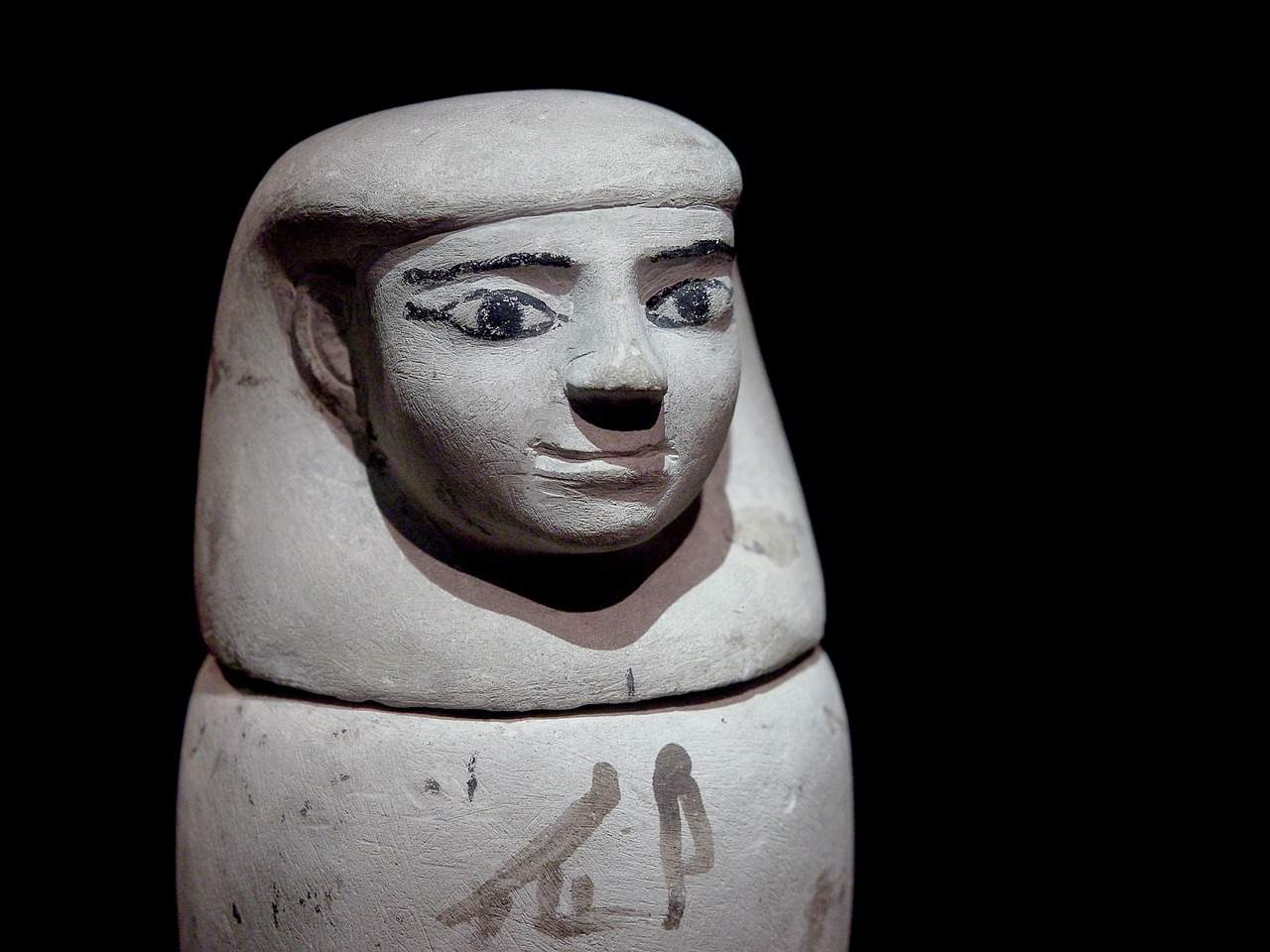 Egyptian Pottery Jar